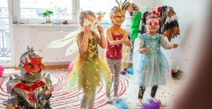 Kindergeburtstag Spaß