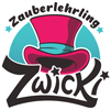 Zauberlehrling Zwicki Logo